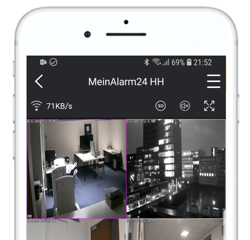 Smart Home und Smartphone